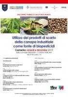 Utilizzo dei prodotti di scarto della canapa industriale come fonte di biopesticidi