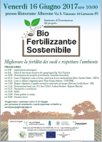 Bio fertilizzante sostenibile - migliorare la fertilità dei suoli e rispettare l'ambiente