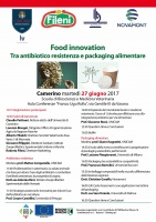 Food Innovation - Tra antibiotico resistenza e packaging alimentare