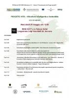 Kick Off Meeting Progetto VITIS Viticoltura intelligente e sostenibile