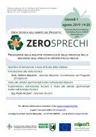 Visita tecnica nell'ambito del progetto ZEROSPRECHI